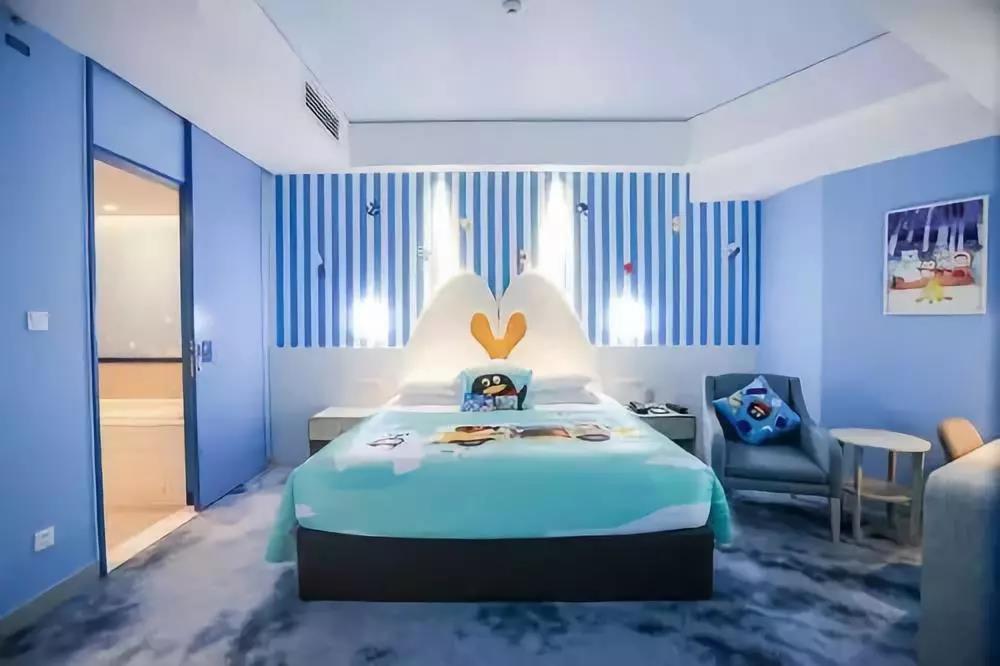 阿里巴巴  FlyZoo Hotel  房间内景  ebzasia.com
