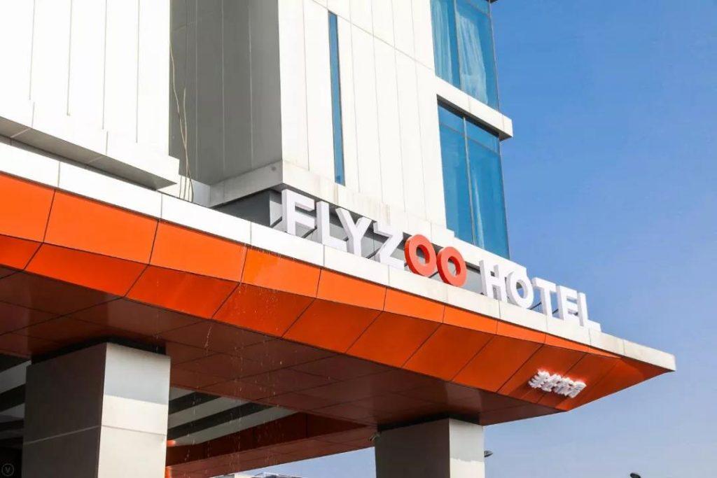 阿里巴巴 FlyZoo Hotel 未来酒店 ebzasia.com