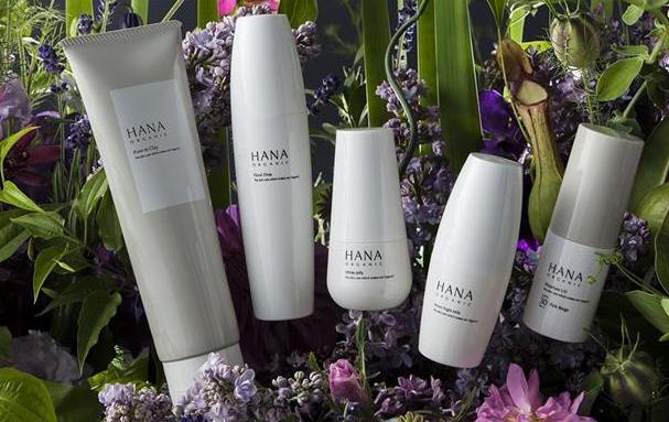 HANA 有机 天然植物 美容精油 乳液 植物油 ebzasia.com